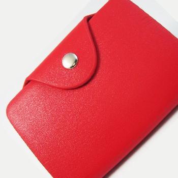 皮革雷射雕刻-信用卡夾